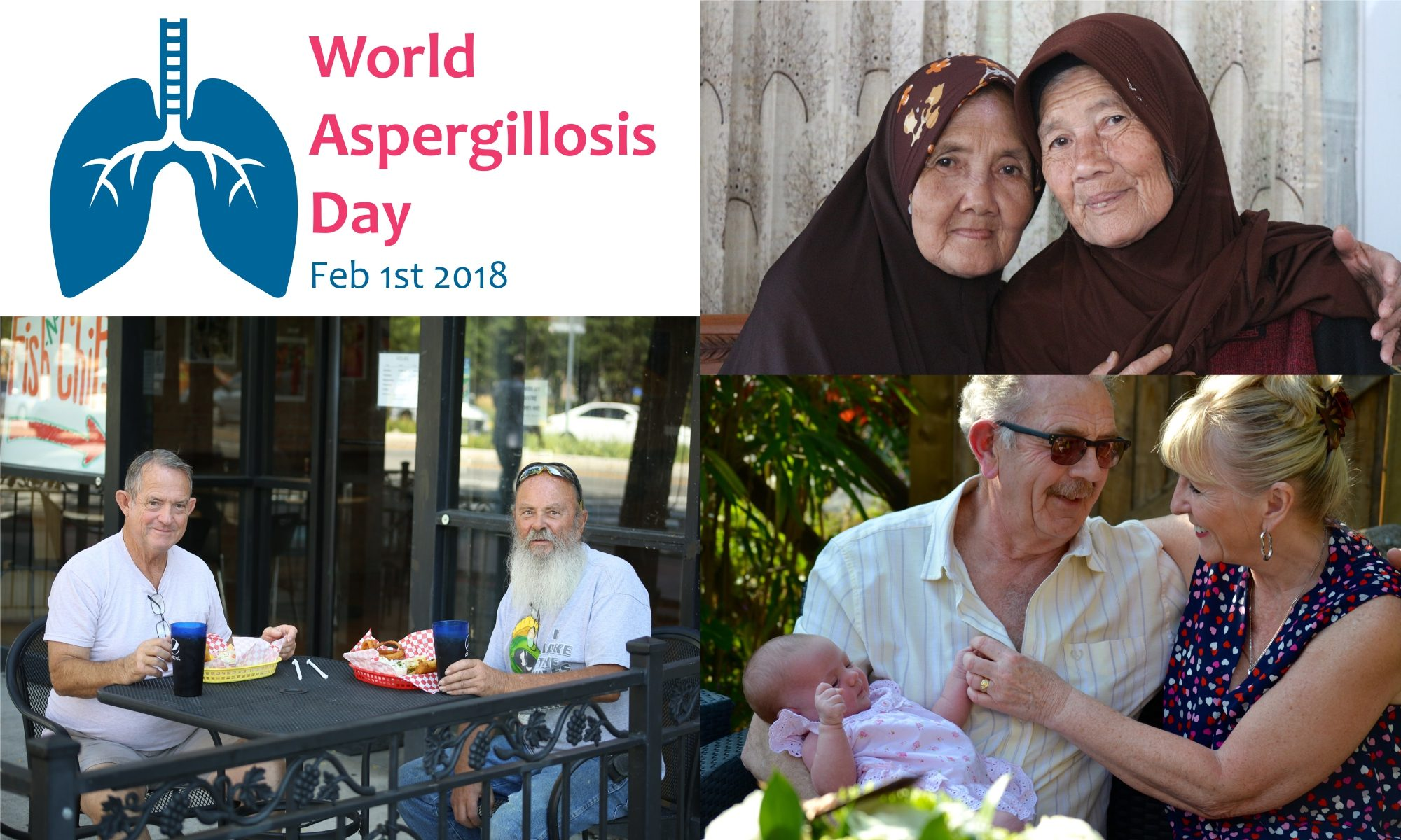 World Aspergillosis Day